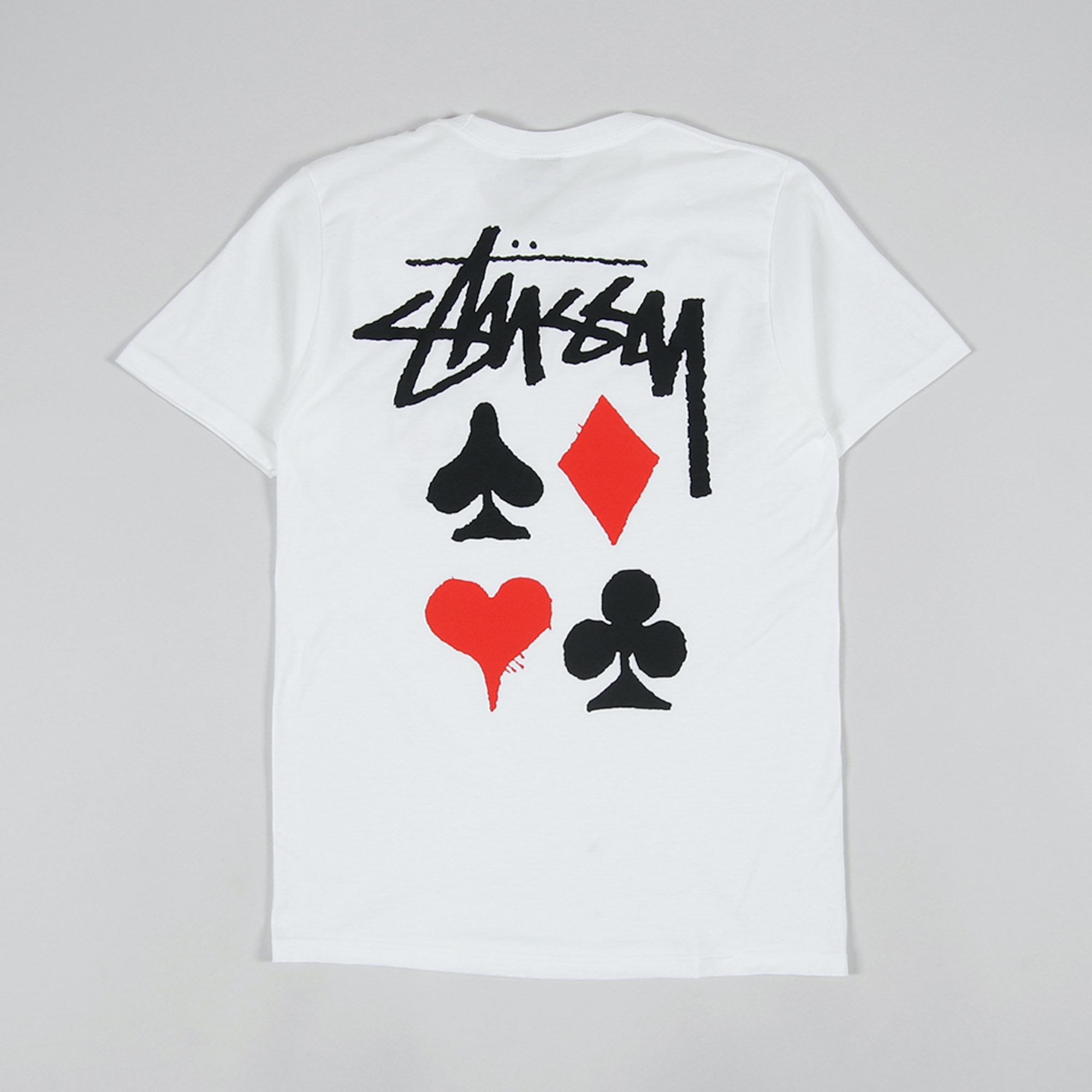 Stussy Full Deck 2 T Shirt