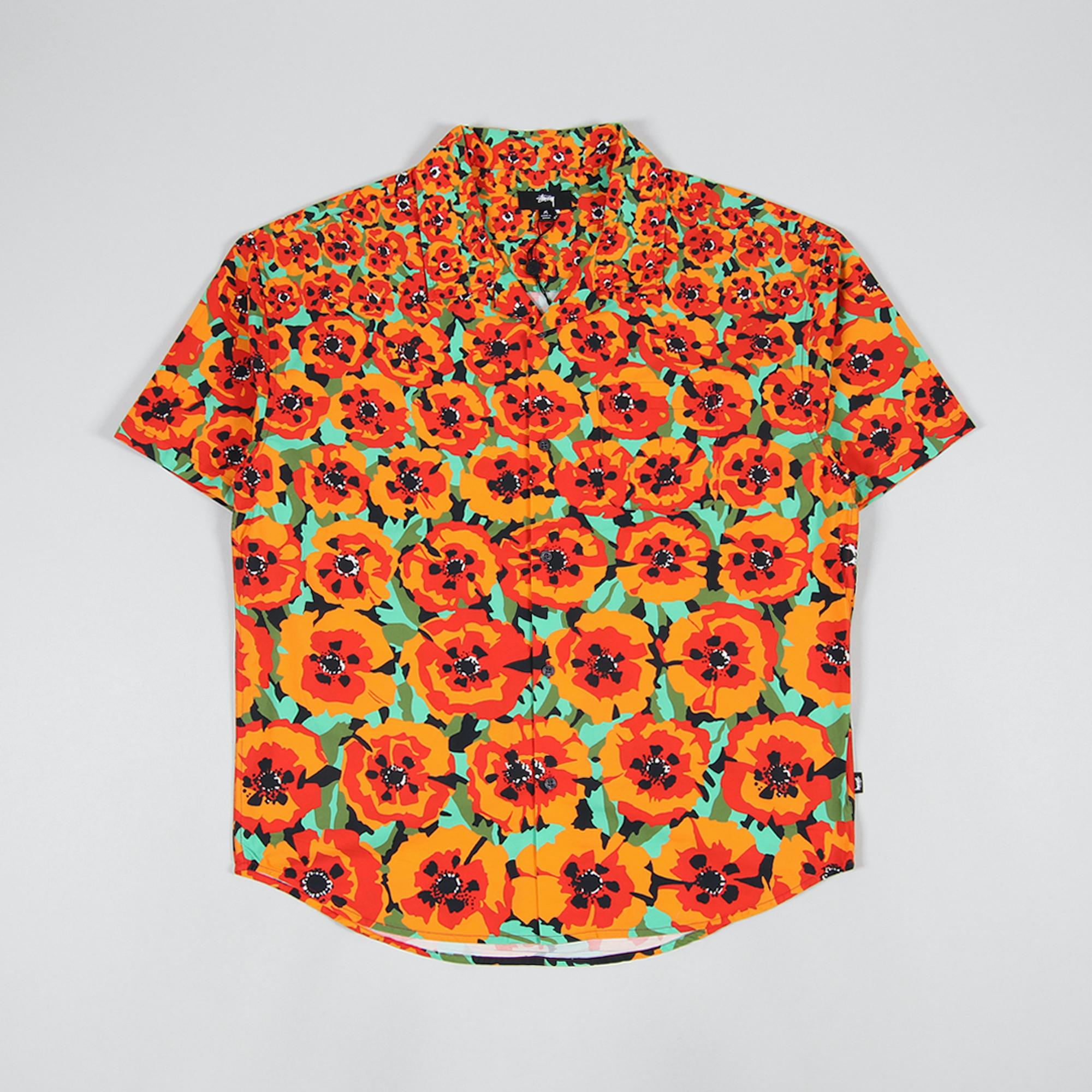 Stussy Poppy Shirt