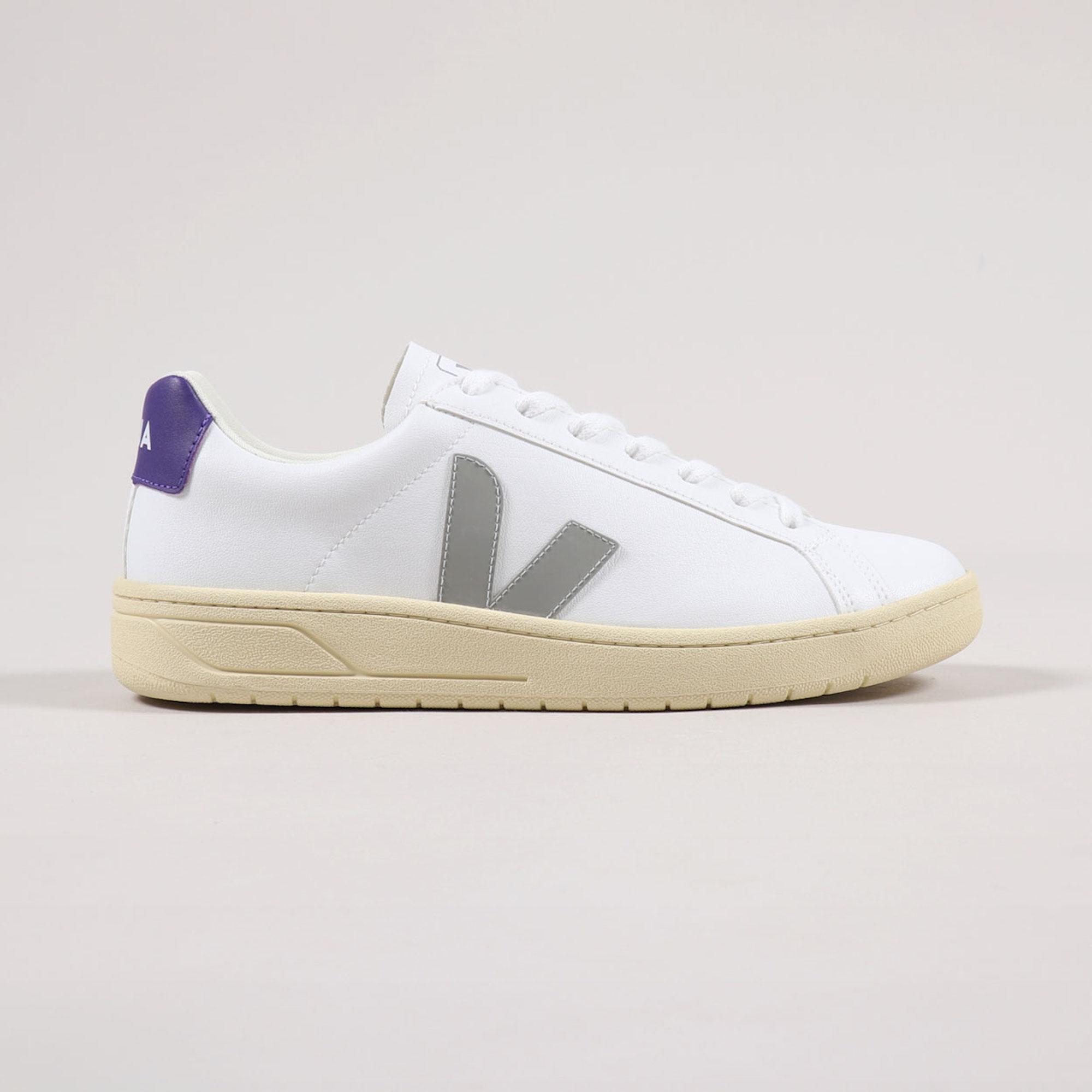 Veja Urca CWL Shoes White Oxford Grey Purple